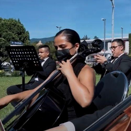 Musicos de Querido Arte Guatemala