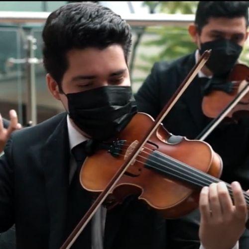 Musicos de Querido Arte