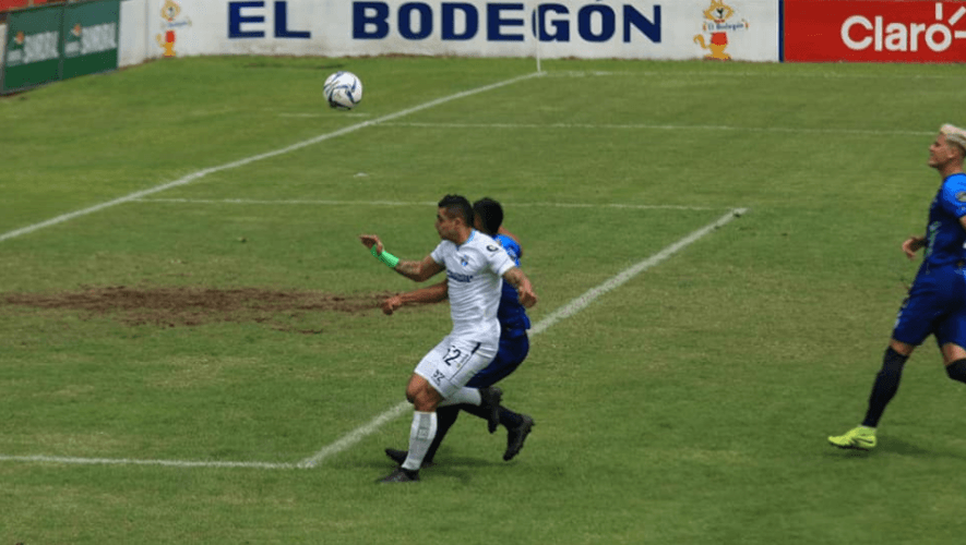 Partido Santa Lucía Cotzumalguapa vs. Comunicaciones, jornada 8 del Torneo Apertura   Septiembre 2021