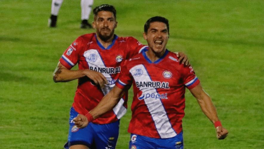Partido de Xelajú MC vs. Sololá, jornada 8 del Torneo Apertura | Septiembre 2021