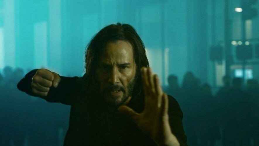 The Matrix Resurrections: estreno en Guatemala de la película   Diciembre 2021