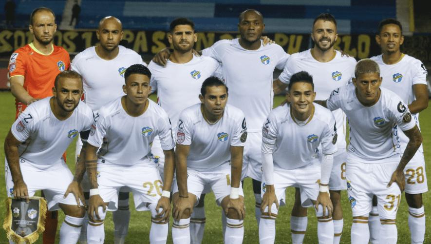 Transmisión en vivo de los octavos de final Comunicaciones vs. Alianza FC, Liga Concacaf 2021