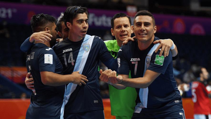 Transmisión en vivo del partido Guatemala vs. Rusia, Mundial de Futsal Lituania 2021 - copia