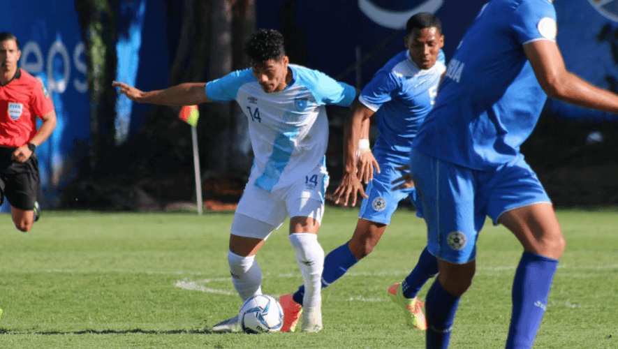 Transmisión en vivo del partido amistoso Guatemala vs. Nicaragua, septiembre 2021