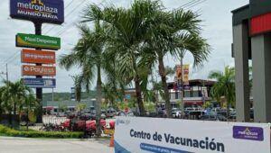 Centro de Vacunación de Metroplaza Mundo Maya: días y horarios de atención   Petén 2021