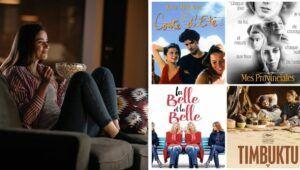 Cinema a la carta de cine francés de Alianza Francesa, Guatemala | Septiembre 2021