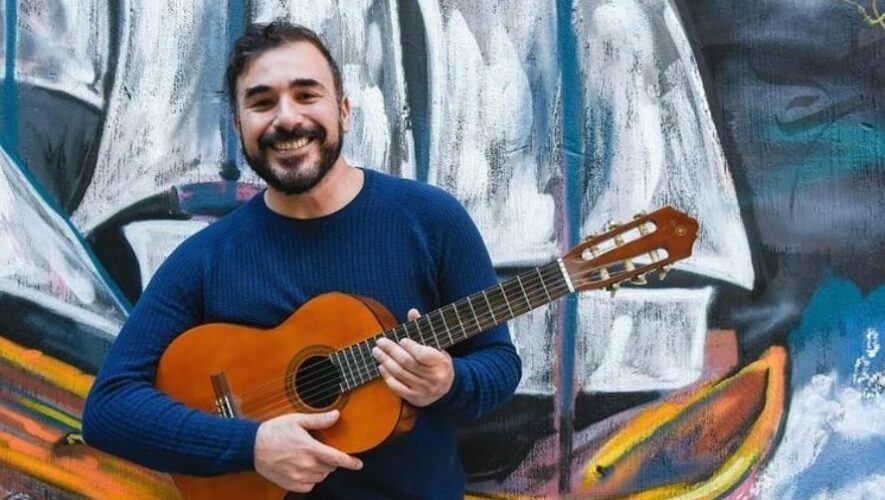 Concierto de Francisco Páez en la Filgua Virtual, Guatemala   Septiembre 2021
