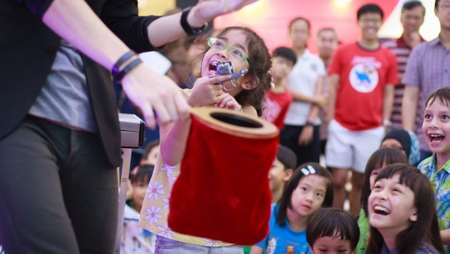 Celebración del Día del Niño en restaurante La Esquina, Guatemala   Octubre 2021