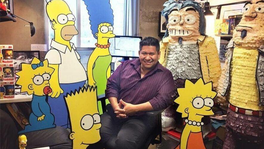 Charla virtual de Erick Tran, productor y animador guatemalteco, Guatemala | Septiembre 2021