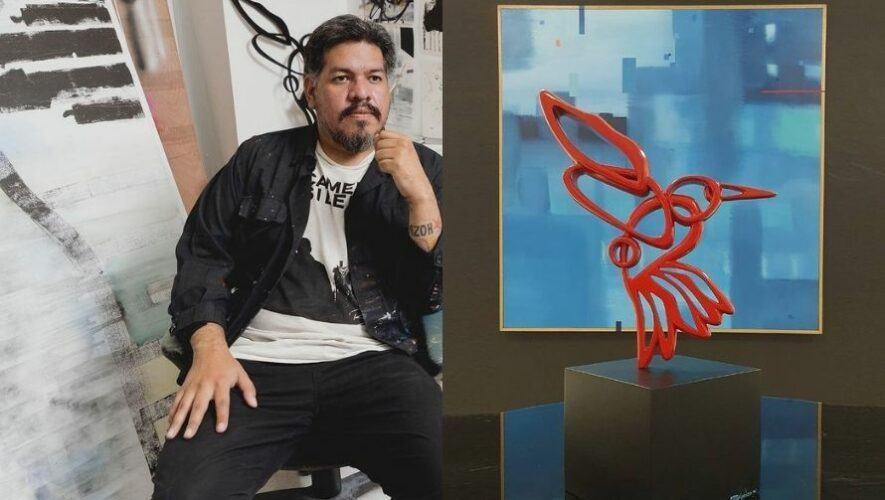 """Exposición """"Narrativa Visual"""" del artista Mod Cárdenas, Guatemala   Septiembre-Octubre 2021"""