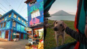 Tour a Santa Catarina Palopó y camping a la orilla del Lago Atitlán en Sololá | Octubre 2021