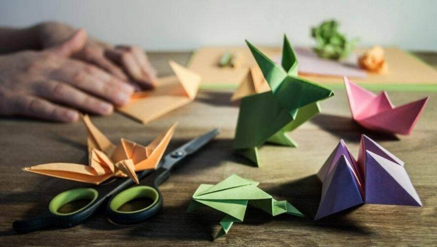 Taller virtual gratuito de Origami y Matemática, Guatemala   Septiembre 2021