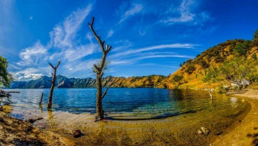 Viaje de un día a Laguna de Ayarza en Santa Rosa   Septiembre 2021