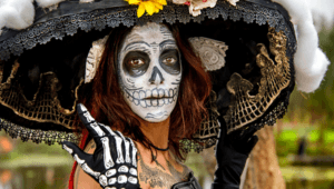2da edición de Pinta a Catrina, desfile de catrinas en Los Próceres | Octubre 2021