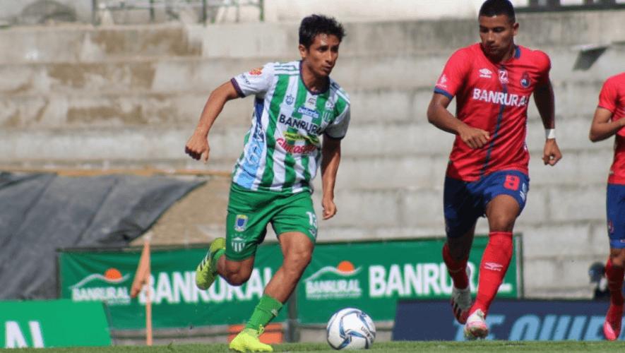 Antigua GFC vs. CSD Municipal, partido por la jornada 11 del Torneo Apertura   Octubre 2021