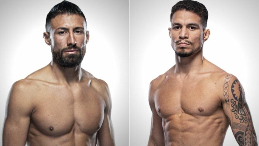 Chris Gutiérrez vs. Felipe Colares, UFC Fight Night 194 | Octubre 2021