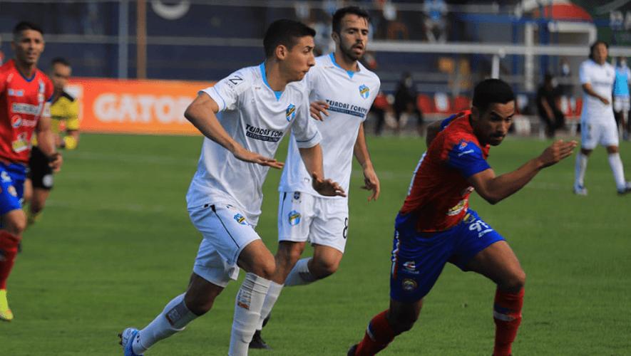 Comunicaciones vs. Xelajú MC, partido por la jornada 11 del Torneo Apertura | Octubre 2021