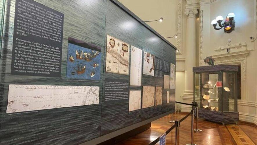 """Exposición """"Encuentro de 3 mundos, 500 años de la Circunnavegación del Planeta"""", Antigua Guatemala   Octubre-Noviembre 2021"""