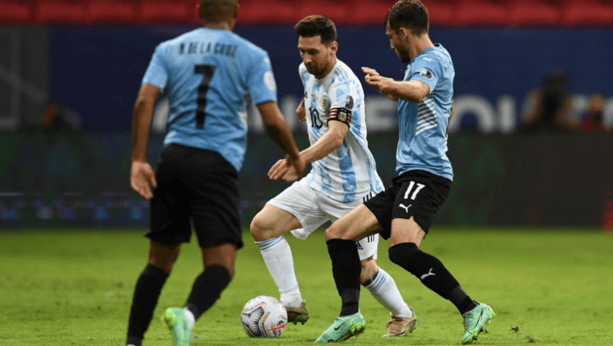 Fecha y hora en Guatemala partido Argentina vs. Uruguay, Eliminatorias Conmebol Qatar 2022