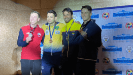 Guatemala ganó triple bronce en el XXXIV Campeonato Panamericano 2021 en Uruguay