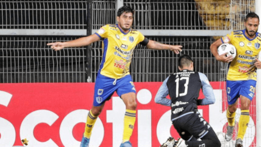 Resultado y resumen del partido de vuelta Saprissa vs. Santa Lucía Cotzumalguapa, Liga Concacaf 2021