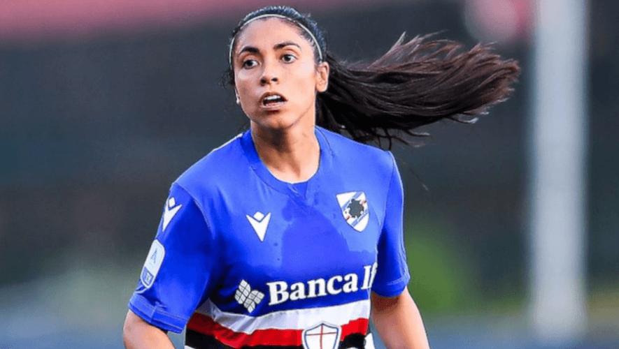 Sampdoria vs. Inter de Milán, partido por jornada 6 de la Serie A Femenina   Octubre 2021