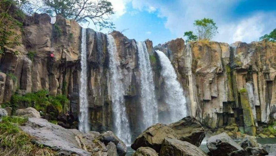 Tour por las Cataratas Los Amates en Santa Rosa  | Octubre 2021