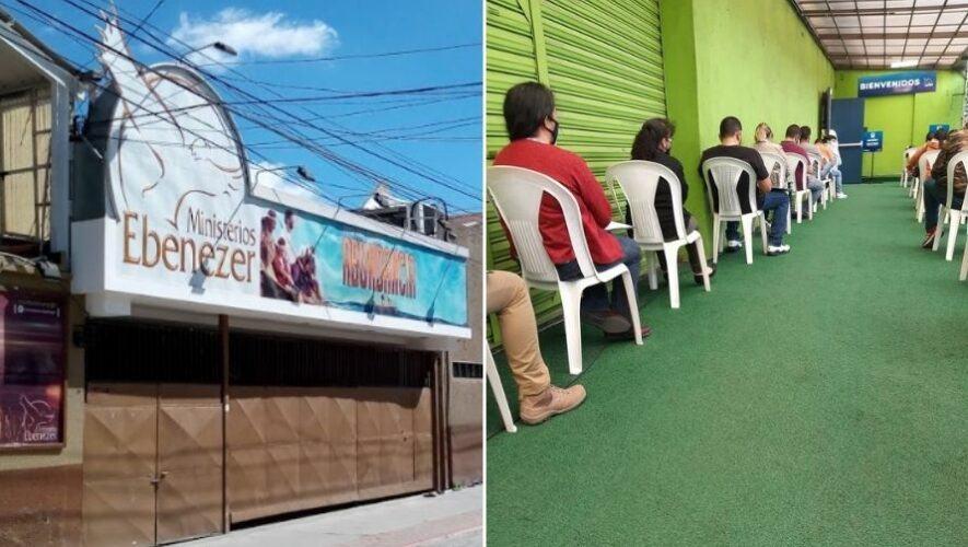 Centro de vacunación de la Iglesia Ebenezer de zona 5: horarios de atención   Guatemala 2021