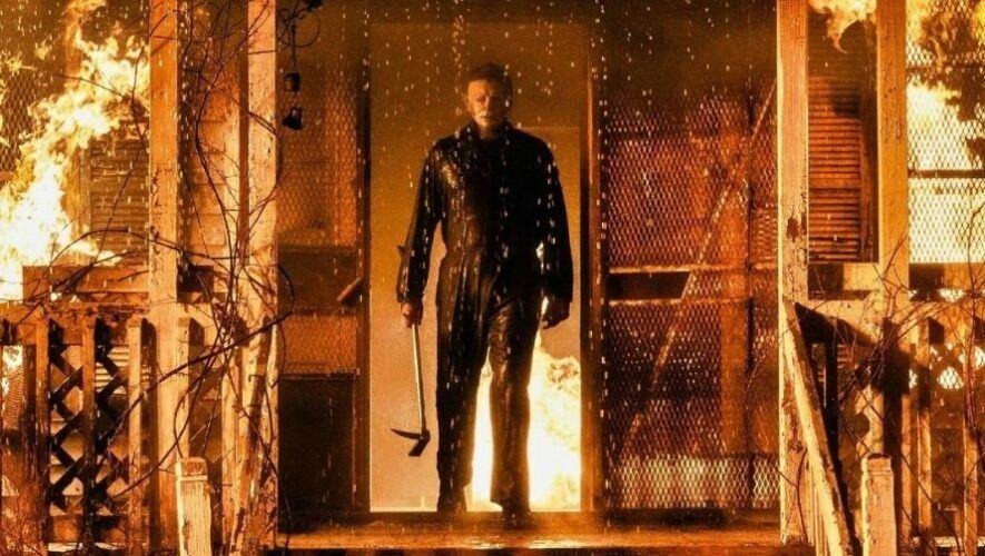 "Estreno en Guatemala de la película ""Halloween Kills"" | Octubre 2021"
