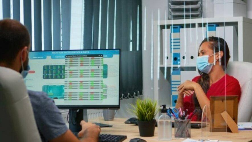 Kiosco virtual de empleo de la Municipalidad de Villa Nueva   2021