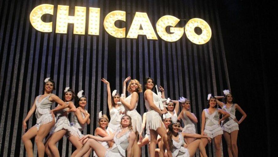 Obra musical Chicago en el Centro Cultural Miguel Ángel Asturias | 2021