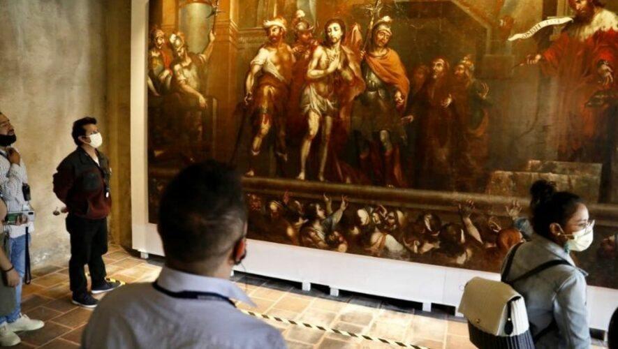 Noches de arte en el Museo Nacional de Arte de Guatemala, Antigua Guatemala | Octubre 2021